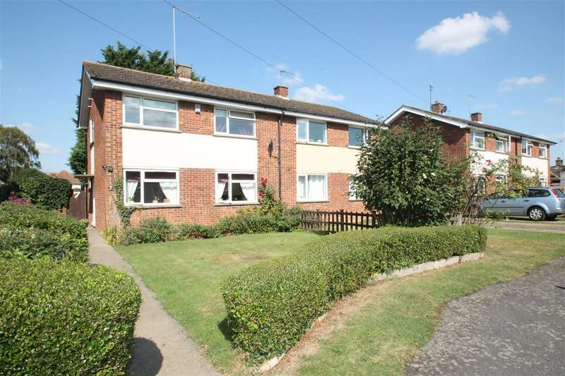3 Bedrooms Semi Detached House for sale in Greenaway Close, Blisworth