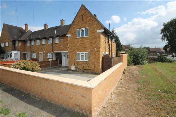 3 Bedrooms End Of Terrace House for sale in Cripps Green, Yeading