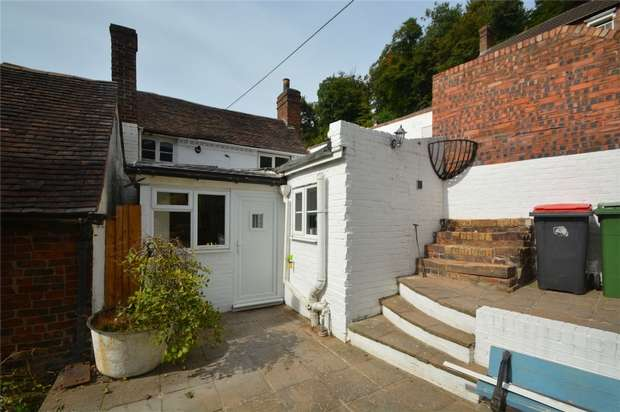 2 Bedrooms Cottage House for sale in 18 Church Road, Coalbrookdale, Shropshire