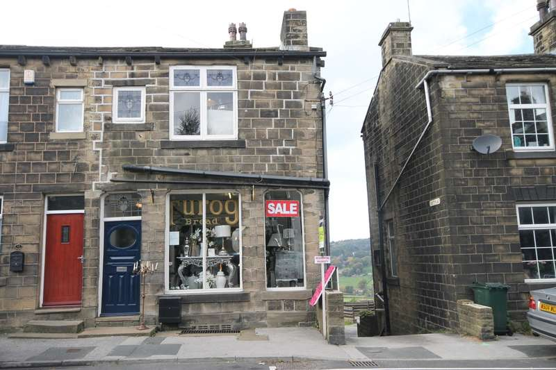 4 Bedrooms House for sale in 59 Crossroads & 1 Croft Place, Keighley, BD22