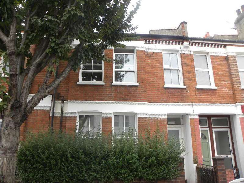 2 Bedrooms Flat for sale in Gilbey Road, London SW17