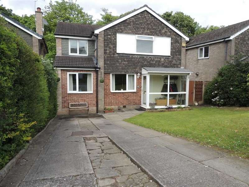 4 Bedrooms Property for sale in Churchill Crescent, Marple, Stockport