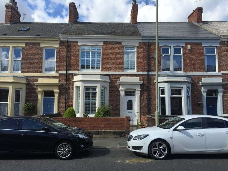 3 Bedrooms Terraced House for sale in Hill Street, Jarrow
