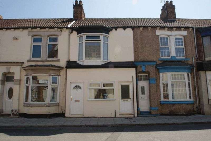 2 Bedrooms Flat for sale in Beaumont Road, Middlesbrough TS3 6NN