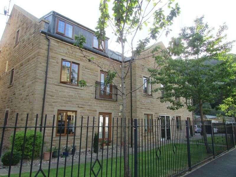 2 Bedrooms Flat for sale in Spring Grove, Hebden Bridge