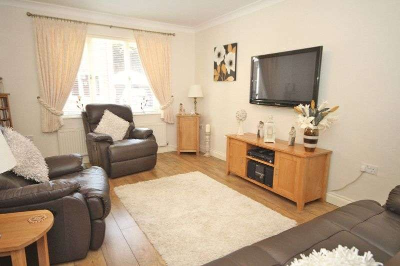 3 Bedrooms House for sale in WAXWING WAY, GREAT COATES