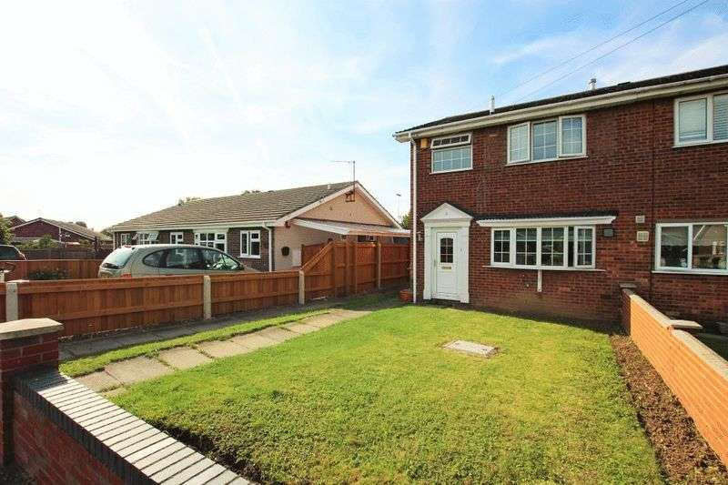 3 Bedrooms Semi Detached House for sale in HOYLAKE DRIVE, IMMINGHAM