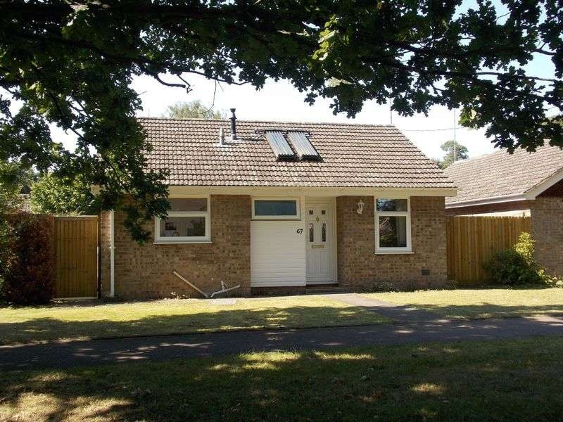 2 Bedrooms Detached Bungalow for sale in Church Road, Thurston