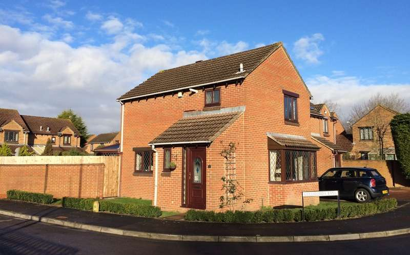 3 Bedrooms Detached House for sale in Hurn Road, Clevedon, Somerset, BS21