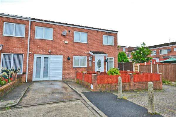 4 Bedrooms End Of Terrace House for sale in Castlehey, Skelmersdale
