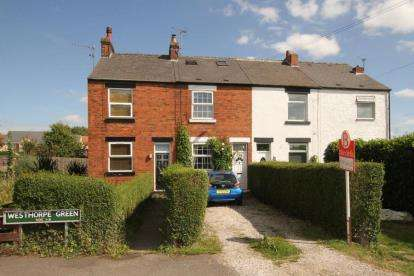 3 Bedrooms Terraced House for sale in Westthorpe Green, Westthorpe Road, Killamarsh, Sheffield