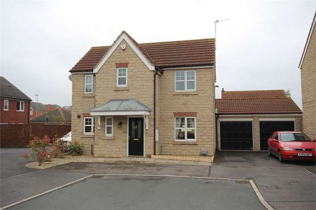 3 Bedrooms Detached House for sale in Cudworth View, Grimethorpe, Barnsley, South Yorkshire