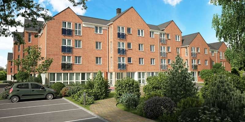 1 Bedroom Flat for sale in Dutton Court Assisted Living, Cheadle Hulme