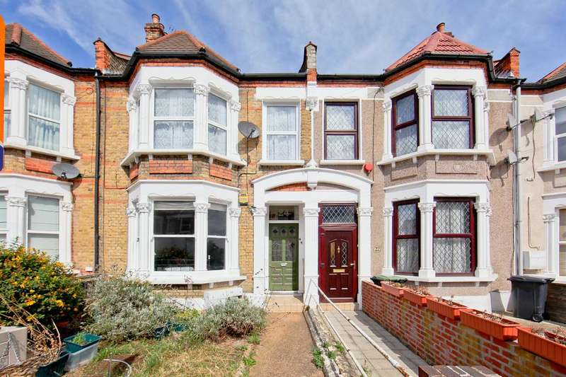 2 Bedrooms Flat for sale in Marler Road, Forest Hill SE23