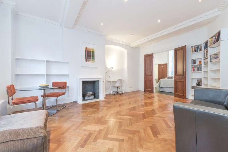 1 Bedroom Flat for sale in Denman Street, Soho, London, W1D