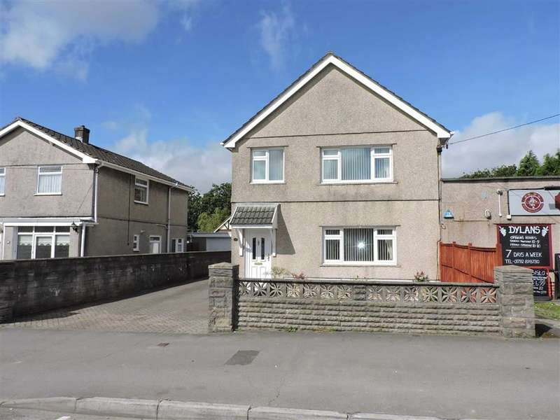 3 Bedrooms Property for sale in Frampton Road, Gorseinon