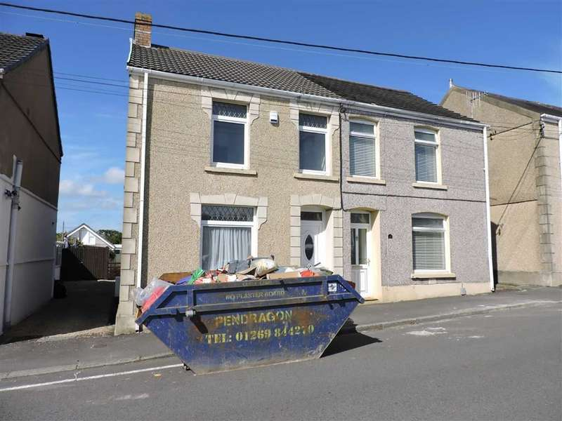 3 Bedrooms Property for sale in Greenfield Place, Loughor