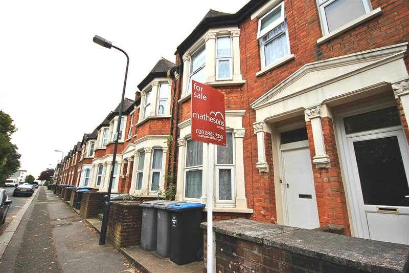 1 Bedroom Flat for sale in Milton Avenue, London NW10 8PN