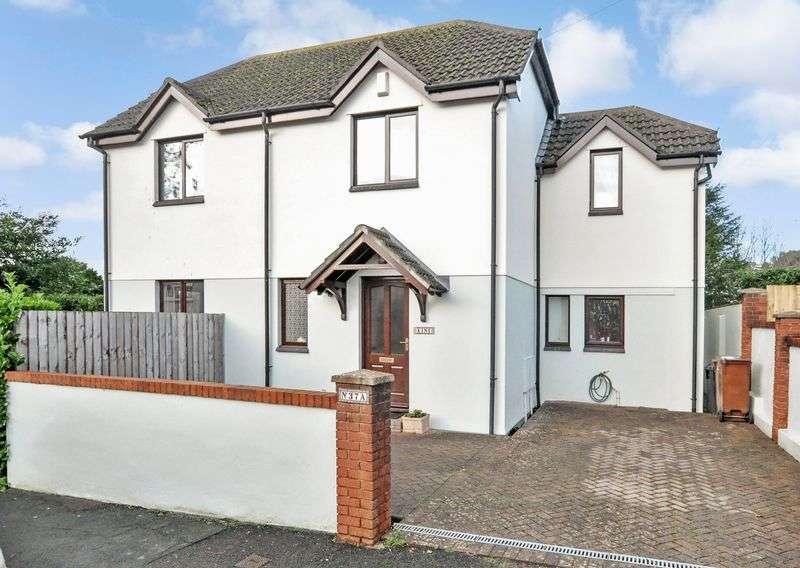 4 Bedrooms Detached House for sale in TOTNES