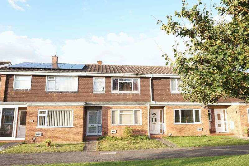 3 Bedrooms Terraced House for sale in Golden Vale, Churchdown, Gloucester