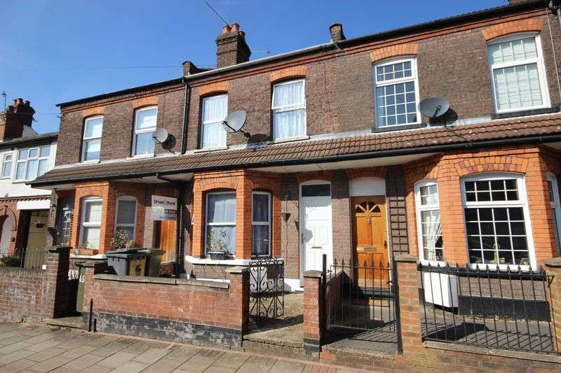 3 Bedrooms Terraced House for sale in Clarendon Road, Luton