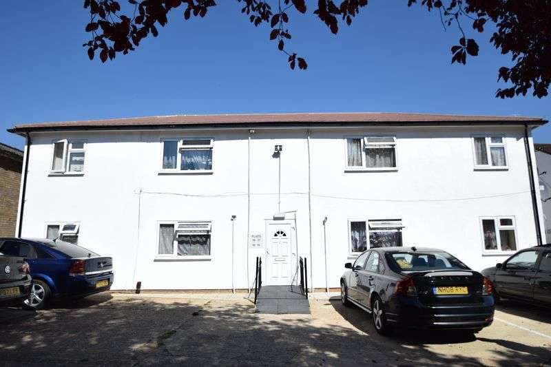 1 Bedroom Flat for sale in 137-139 New Bedford Road, Luton