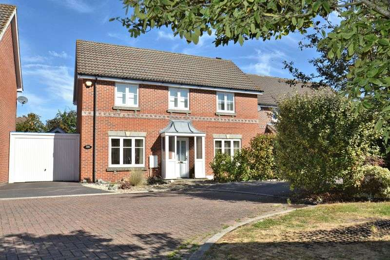 4 Bedrooms Detached House for sale in The Frith, Didcot