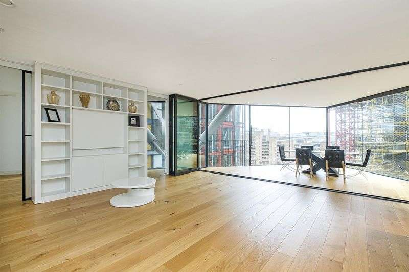 2 Bedrooms Flat for sale in A wonderfully spacious apartment with views over the River towards the City