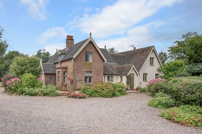 4 Bedrooms Property for sale in Middleheath Lodge, Heathhill, Shropshire