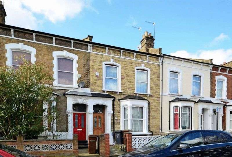 5 Bedrooms Terraced House for sale in Alkham Road, N16