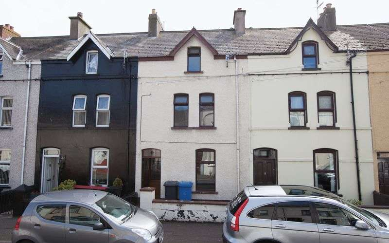 4 Bedrooms Terraced House for sale in Bay Road, BT40 1DE
