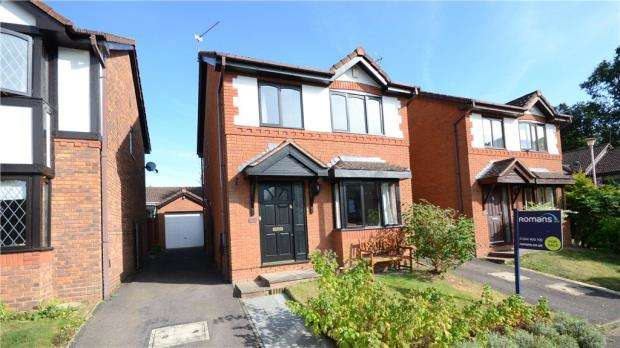3 Bedrooms Detached House for sale in Roman Way, Warfield