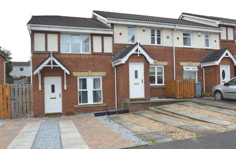 2 Bedrooms Terraced House for sale in 21 Skye Wynd, Hamilton
