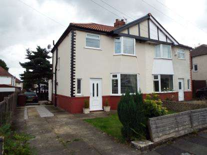 3 Bedrooms Semi Detached House for sale in Broadway, Farnworth, Bolton, Greater Manchester, BL4