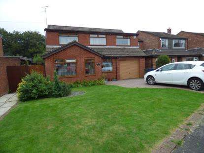 5 Bedrooms Detached House for sale in Westhaven Crescent, Aughton, Ormskirk, L39