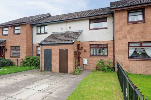 2 Bedrooms Terraced House for sale in Langloan Street, Coatbridge, ML5 1HH