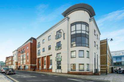 2 Bedrooms Flat for sale in 20 Portland Street, Southampton, Hampshire