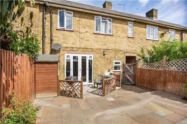 3 Bedrooms Terraced House for sale in Elmshaw Road, Putney, LONDON, SW15