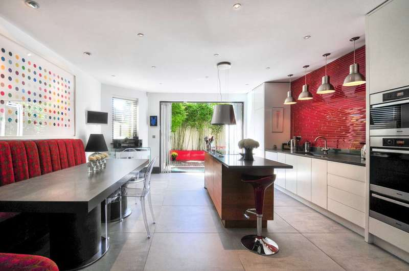 4 Bedrooms House for sale in Deodar Road, Putney, SW15