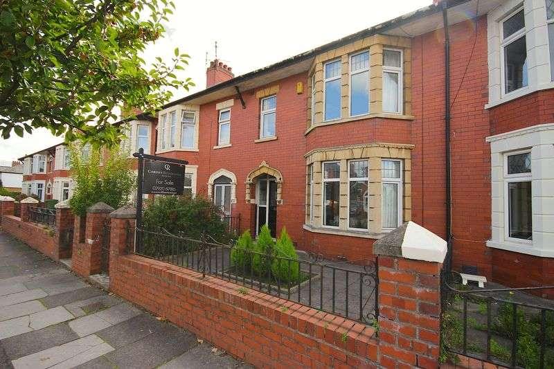 3 Bedrooms Terraced House for sale in Rhydhelig Avenue, Heath