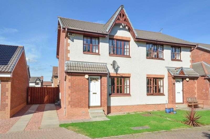 3 Bedrooms Semi Detached House for sale in 159 Guardwell Crescent, Liberton, Edinburgh, EH17 7HA