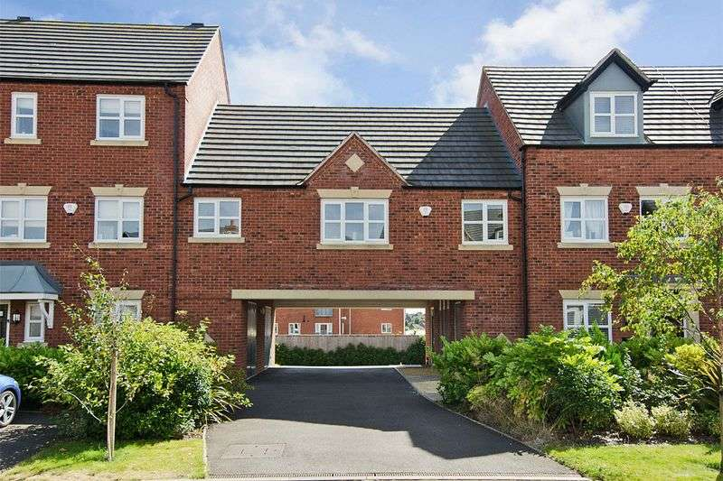 2 Bedrooms Flat for sale in Charles Hayward Drive, Wolverhampton