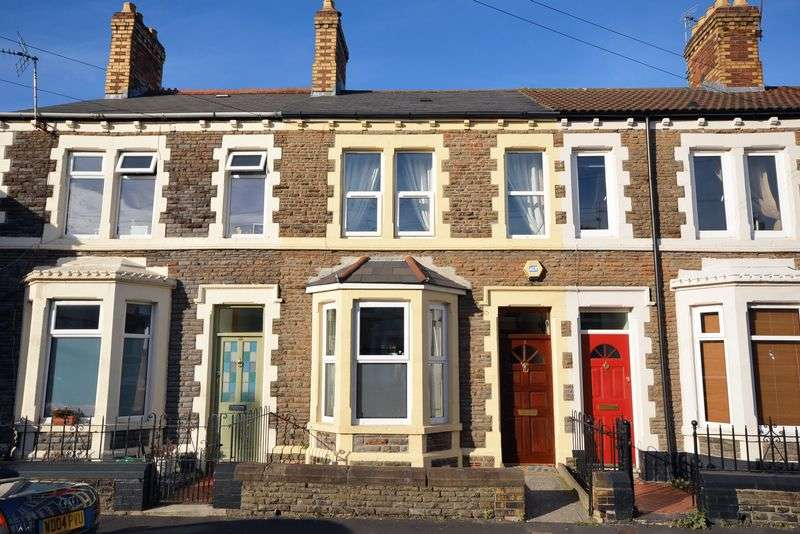 3 Bedrooms Terraced House for sale in Swinton Street, Splott, Cardiff