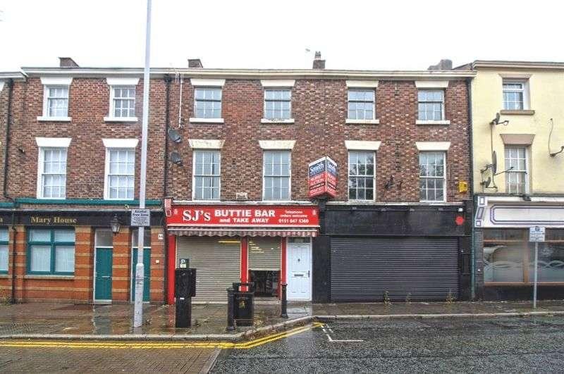 6 Bedrooms Flat for sale in Market Street, Birkenhead