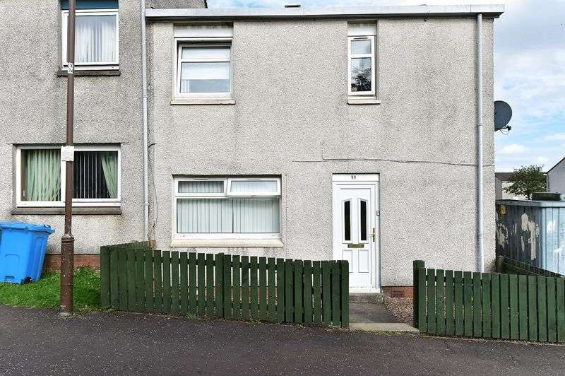 3 Bedrooms Terraced House for sale in 99 Jubilee Avenue, Livingston, EH54 8ER