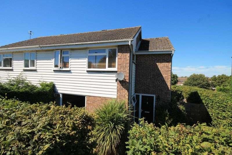 3 Bedrooms Semi Detached House for sale in Belinus Drive, Billingshurst