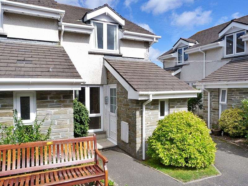 2 Bedrooms Retirement Property for sale in Robartes Court, Truro, TR1 2XX