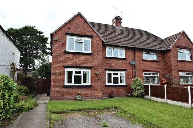 3 Bedrooms Semi Detached House for sale in Fifth Avenue, Stoke-On-Trent