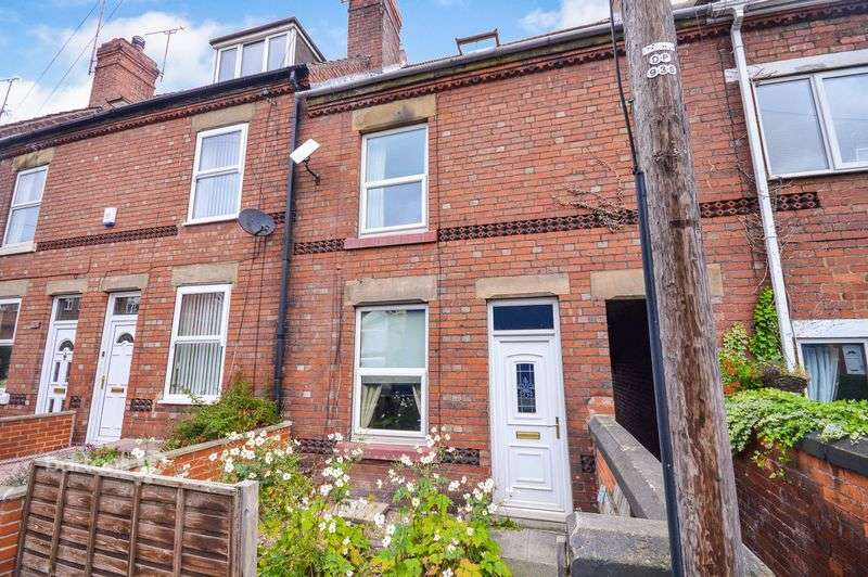 2 Bedrooms Terraced House for sale in Calder Terrace, Low Road, Conisbrough