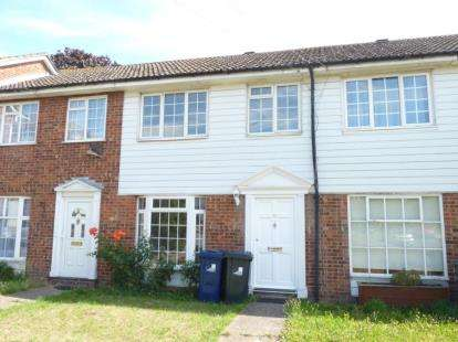 3 Bedrooms Terraced House for sale in Barbican Road, Greenford